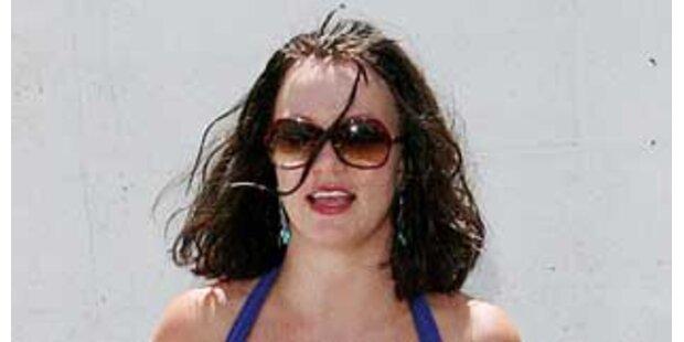 Ist Britney in Belgien?