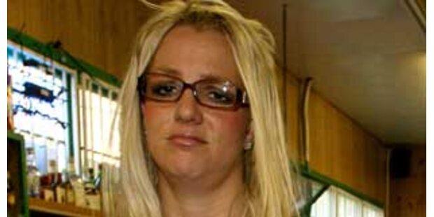 Britney Spears wegen Fahrerflucht dran