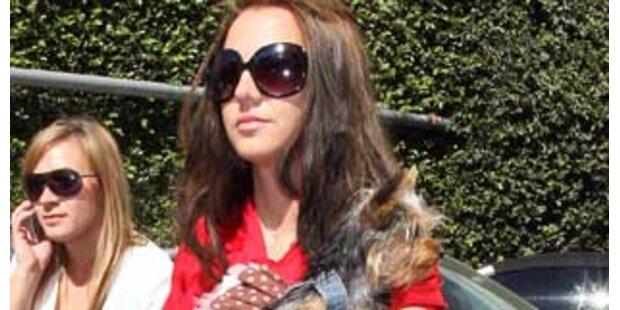 Liebt Britney ihren Hund mehr als ihre Kinder?