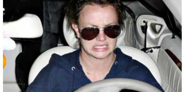 Britney drohte Kevin mit Selbstmord