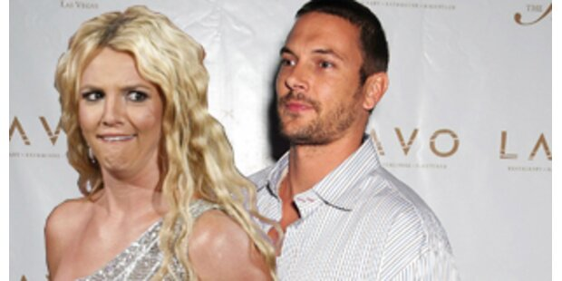 Britney und Kevin gemeinsam zur Paartherapie?