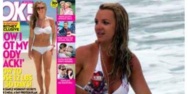 Das Diät-Geheimnis von Britney Spears
