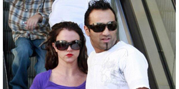 Paparazzo-Ex darf sich Britney nicht mehr nähern