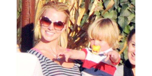 Britney Spears' kleiner Sohn nach Anfall im Spital
