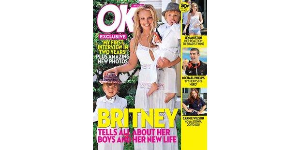 Britneys erstes Interview nach Horror-Monaten