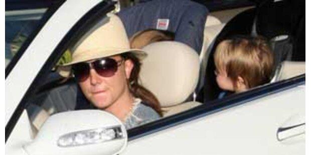 Demütigende Auflagen für Britney
