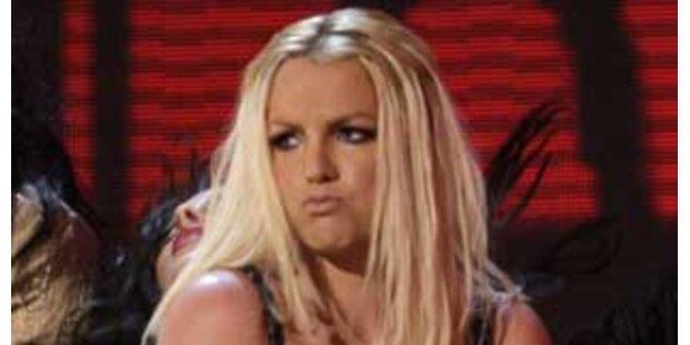 Britney-Flop wegen Haar-Mega-GAU