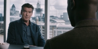 """Pierce Brosnan: Knackig mit 60 im neuen Film """"A Long Way Down"""""""