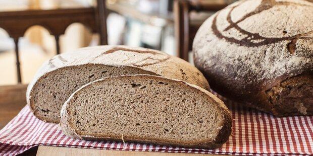 So reanimieren Sie trockenes Brot