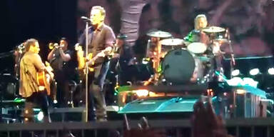 """Bruce Springsteen: """"Born in the USA"""" live in Wien"""