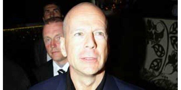 Bruce Willis' Leibwächter verprügelten Fotografen