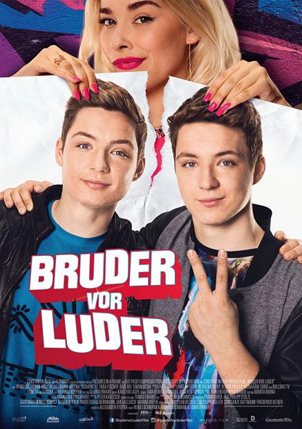 """""""Bruder vor Luder"""" mit YouTube-Stars"""