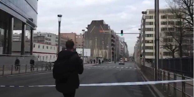 Im Flughafen entkommen, in der U-Bahn getötet