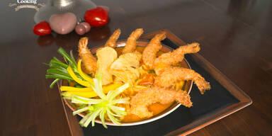 Asiatisch kochen mit Starkoch Wini Brugger