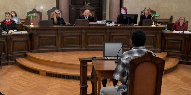 Eisenstangen-Mord: Täter in Anstalt eingewiesen