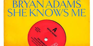 Bryan Adams - She Knows Me