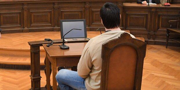 Bub auf Rad angeschossen: Warten auf Urteil