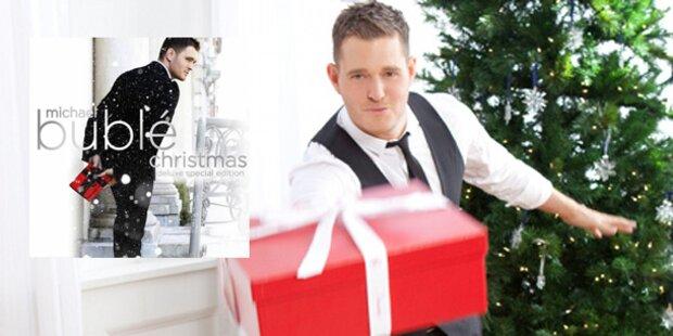 Bublé mit neuem Weihnachts-Album