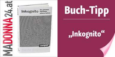 Buch-Tipp Inkognito