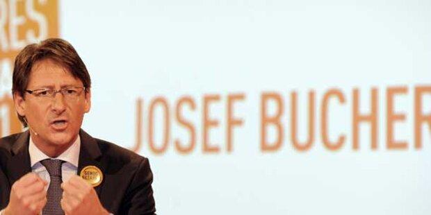 Bucher will