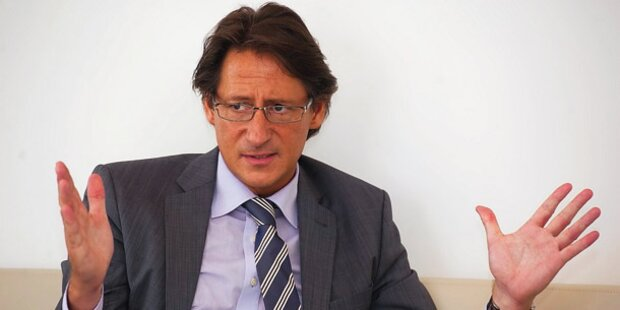 BZÖ-Bucher will Finanzministerium