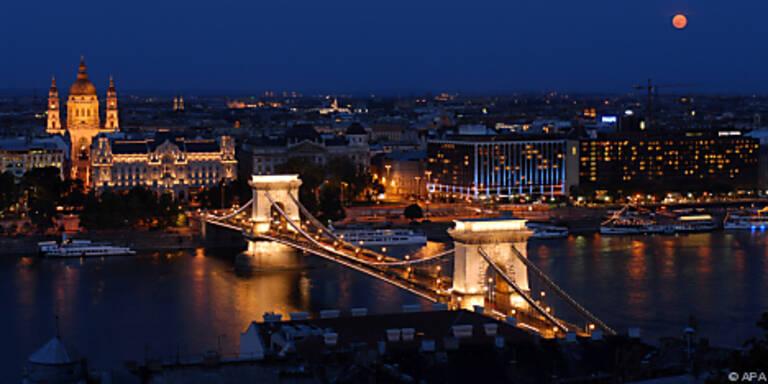 Budapest hat auch im Winter viel zu bieten