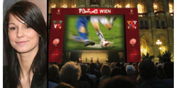 Das Programm in der Wiener Fanzone
