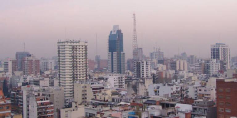 Argentinien bietet privaten Gläubigern zwei Drittel