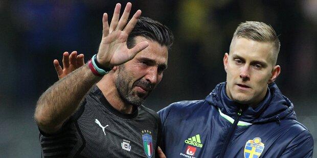 FIFA-Chaos: Darf Italien doch zur WM?