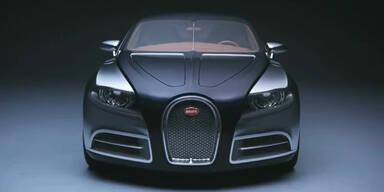 Neues Video vom Bugatti 16C Galibier