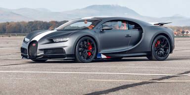 """Bugatti Chiron Sport als """"Les Légendes du Ciel"""""""