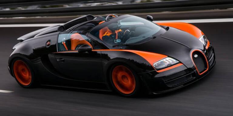 Das ist der schnellste Roadster der Welt