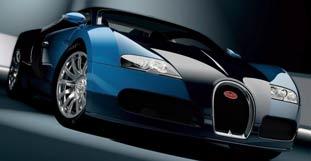 Bugatti-Veyron2-Blue-Front
