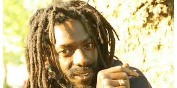Star der Reggae-Szene