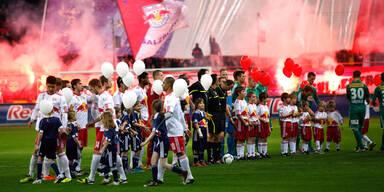 RBS vs. Rapid Wien