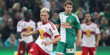 Red Bull Salzburg fertigt Rapid mit 6:1 ab
