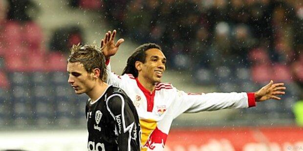 Leader Salzburg vor Pflichtsieg gegen Kärnten