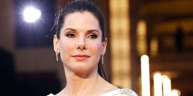 Oscars: Bullock verzaubert auf Deutsch