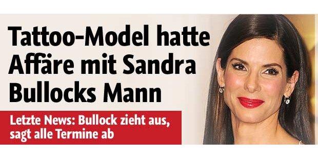 Sandra Bullock: Von ihrem Mann betrogen