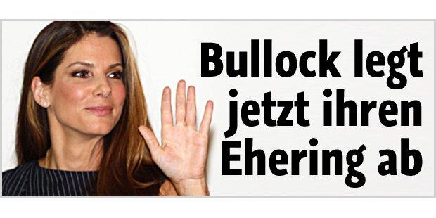 Sandra Bullock legt Ehering ab