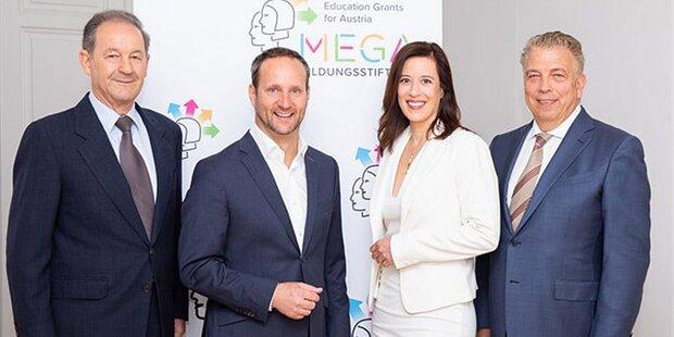 B&C und Berndorf gründen Bildungsstiftung