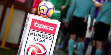 Bundesliga-Paarungen für die Meistergruppe sind da