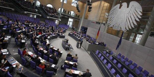 Bundestag stimmt diese Woche über