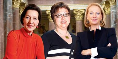 Frauen im Rennen um Prammer-Job