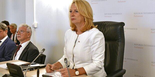 SPÖ: Bures sagt endgültig als SPÖ-Chefin ab