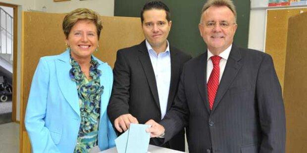 SPÖ-Sieg: Burgenland bleibt in roter Hand