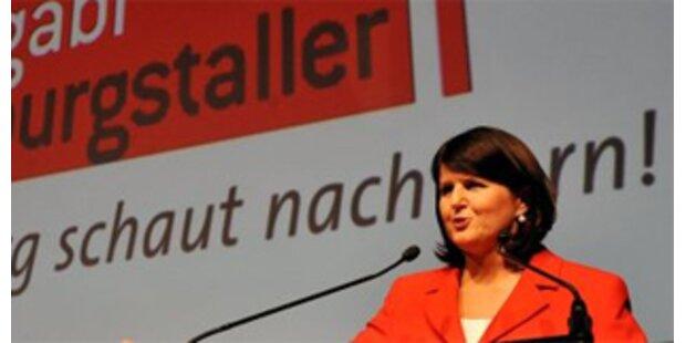 SPÖ setzt auf Burgstaller, ÖVP auf