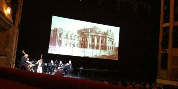 Burgtheater feierte seinen 125. Geburtstag
