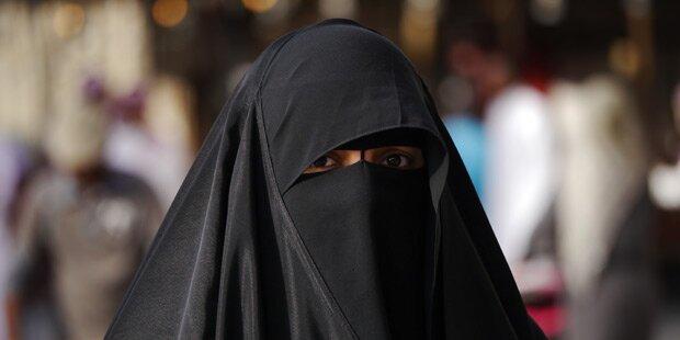 Burkaverbot gilt ab 1. Oktober