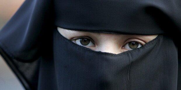 Umfrage: 80 Prozent wollen Burka-Verbot